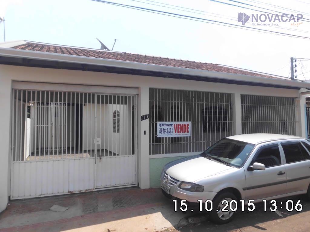 Casa residencial à venda, Lar do Trabalhador, Campo Grande.