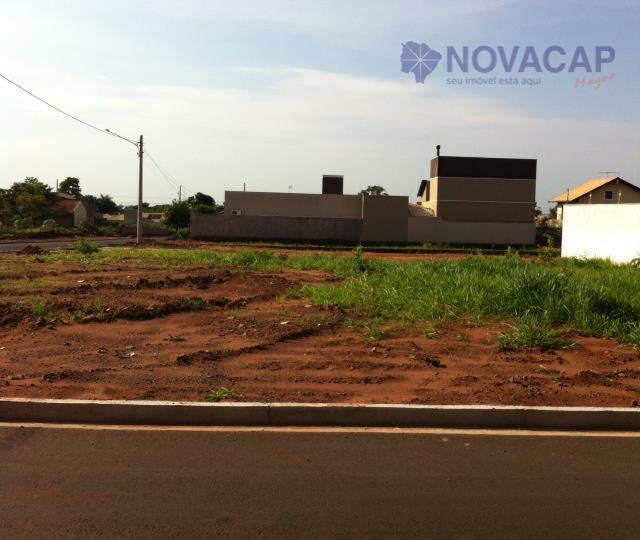 Terreno residencial à venda, Vila Nascente, Campo Grande - TE0058.