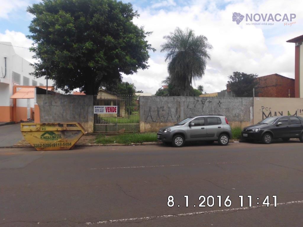 Terreno residencial à venda, Vila Bandeirante, Campo Grande - TE0071.