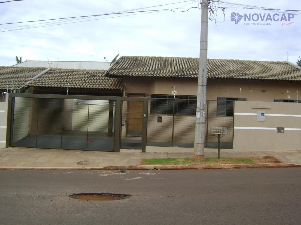 Casa residencial para venda e locação, Vila Morumbi, Campo Grande - CA0413.