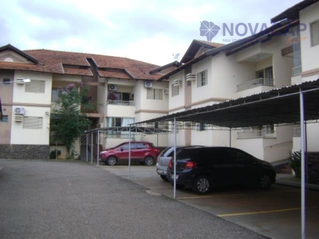 Apartamento  residencial à venda, Jardim São Lourenço, Campo Grande.