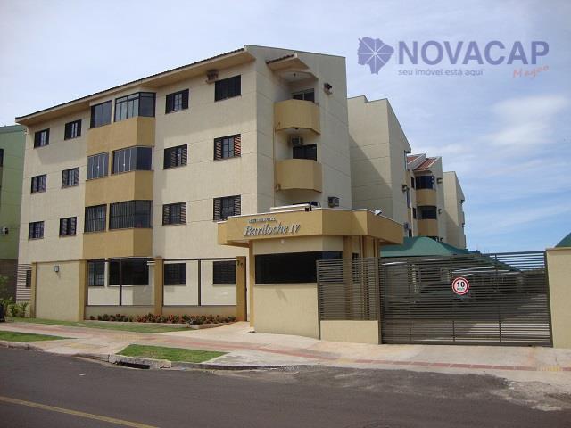 Apartamento residencial para venda e locação, Vila Carlota, Campo Grande - AP0769.