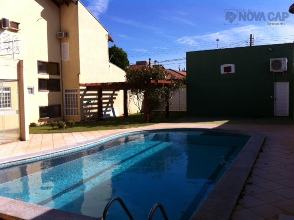 Sobrado residencial à venda, Vila Giocondo Orsi, Campo Grande - SO0092.