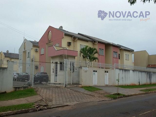 Apartamento residencial para venda e locação, Jardim São Lourenço, Campo Grande - AP0798.