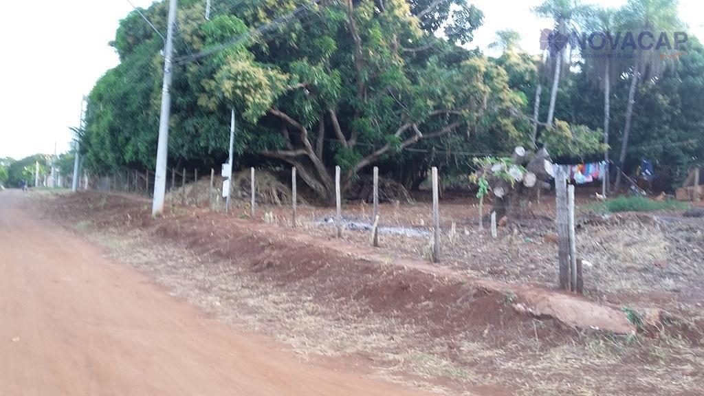 Terreno residencial à venda, Jardim das Cerejeiras, Campo Grande - TE0081.