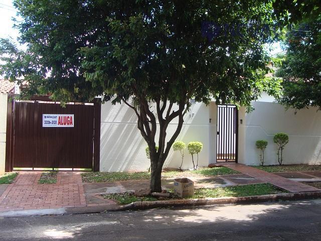 Casa residencial para locação, Carandá Bosque, Campo Grande.