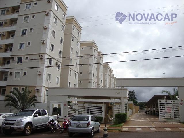 Apartamento  residencial à venda, Vila Albuquerque, Campo Grande.