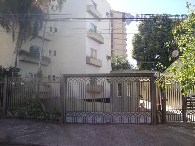 Apartamento residencial para locação, Amambaí, Campo Grande.