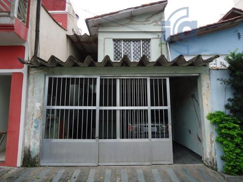 Casa  residencial à venda, Santa Maria, Santo André.