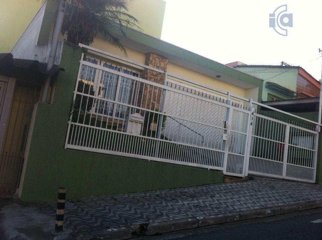 Casa  residencial para venda e locação, Cerâmica, São Caetano do Sul.