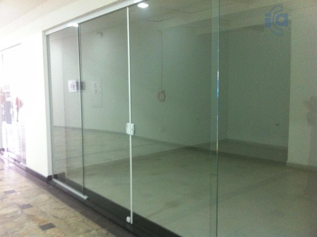 Salão  comercial para locação, Centro, São Caetano do Sul.
