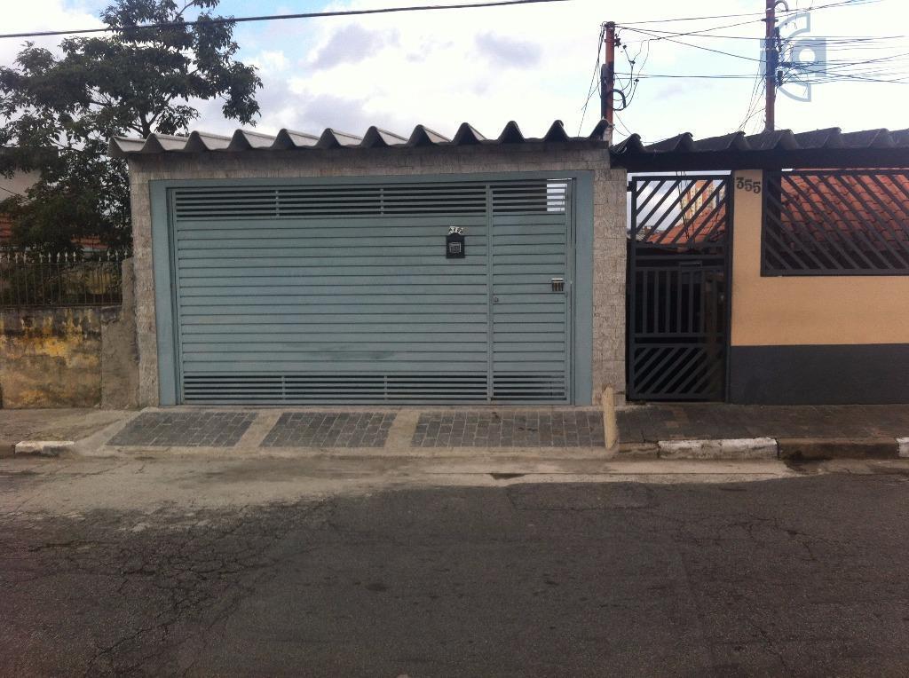 Casa  residencial para locação, Vila Alpina, São Paulo.