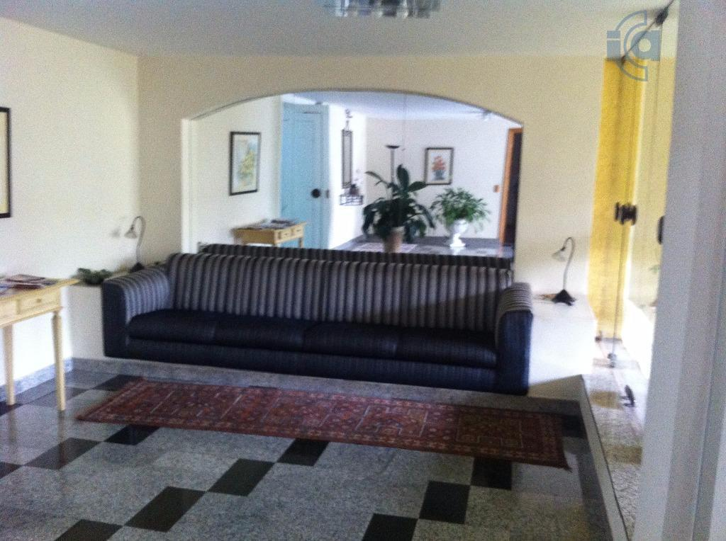 Apartamento residencial à venda, Centro, São Caetano do Sul - AP0044.