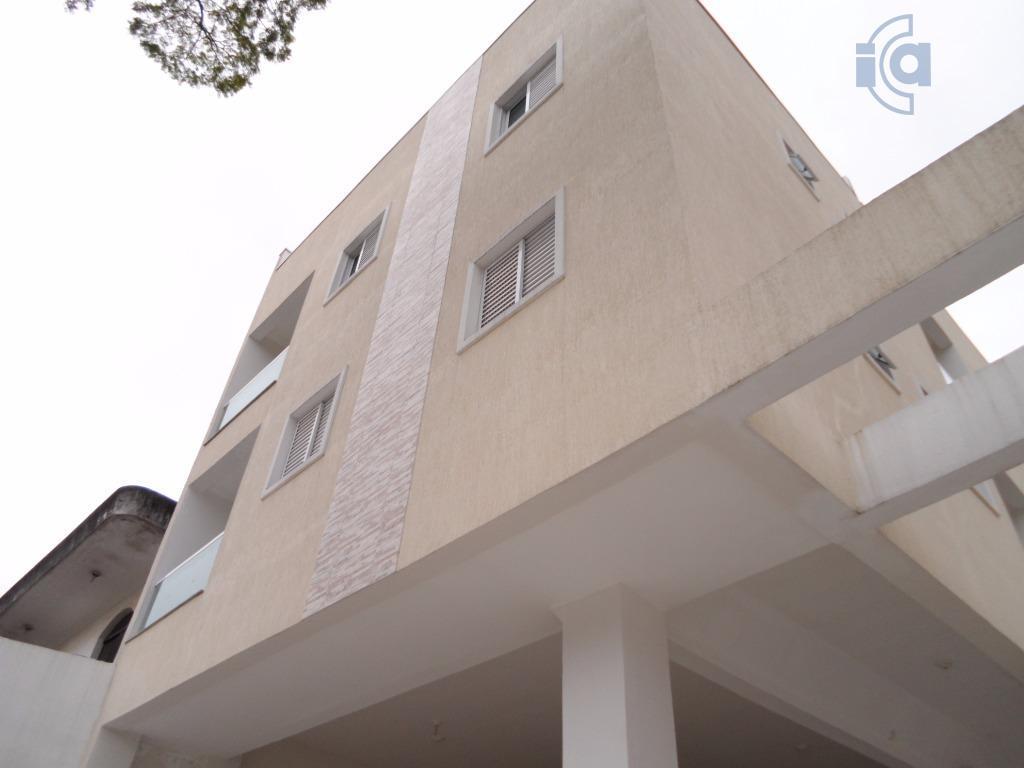 Apartamento residencial à venda, Jardim Santo Alberto, Santo André.