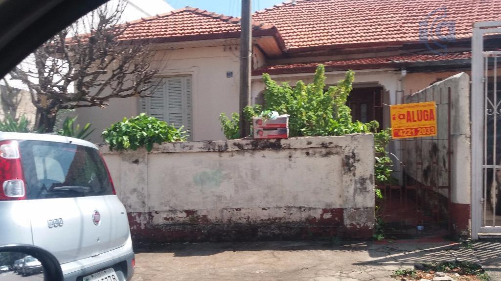 Casa residencial para locação, Nova Gerti, São Caetano do Sul.