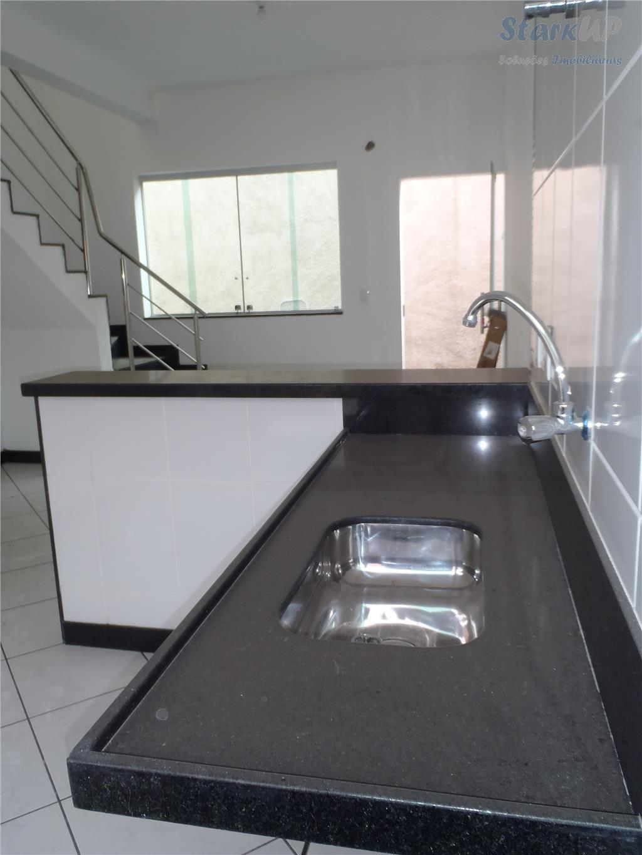casa geminada primeira moradia 105 m², 03 quartos 01 suíte com closet;02 banheiros (bancada em granito...
