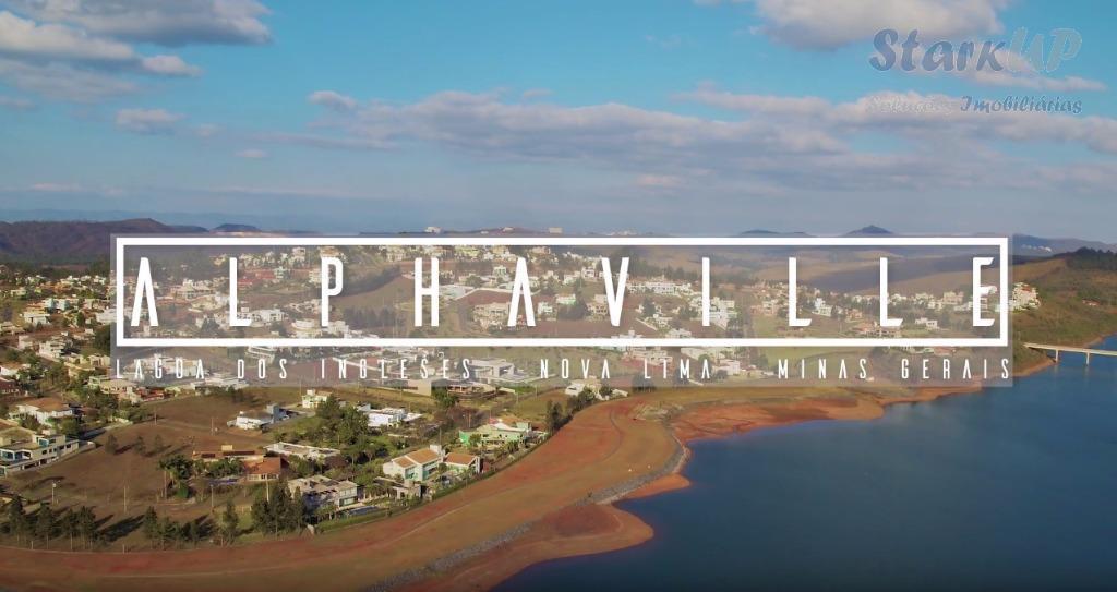 Terreno comercial à venda Alphaville Lagoa dos Ingleses
