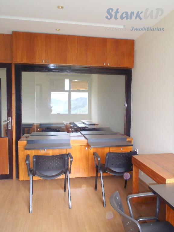 sala comercial para venda e locação, vila da serra, nova lima. condomínio conta com porteiro físico;...
