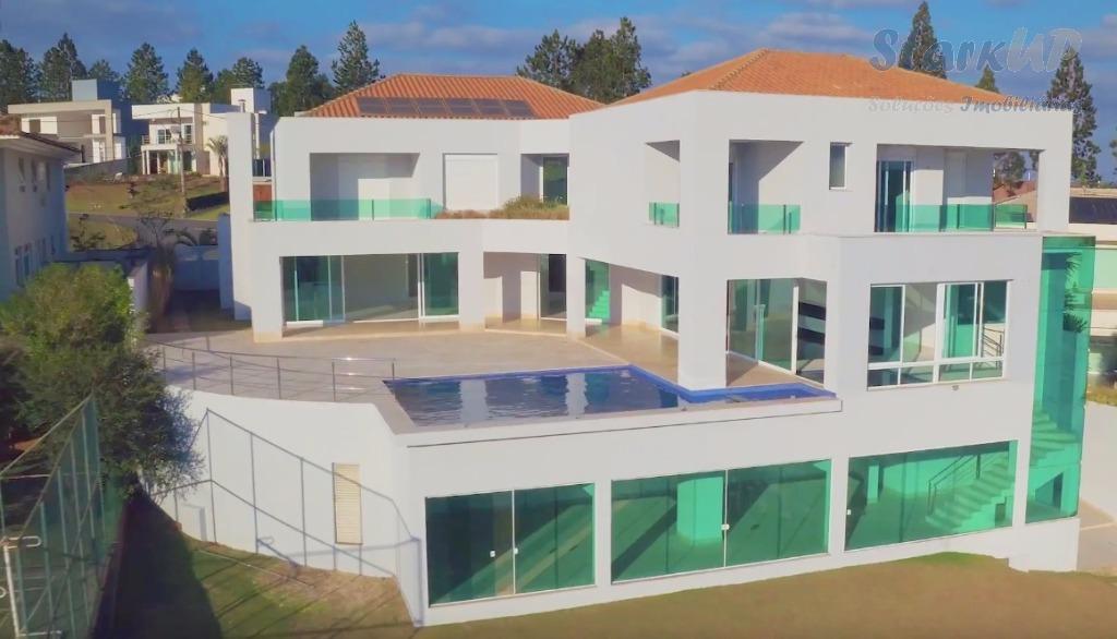 casa alphaville lagoa dos ingleses - inconfidentes 5 quartos 5 suítes vista maravilhosa área construída 1.000...