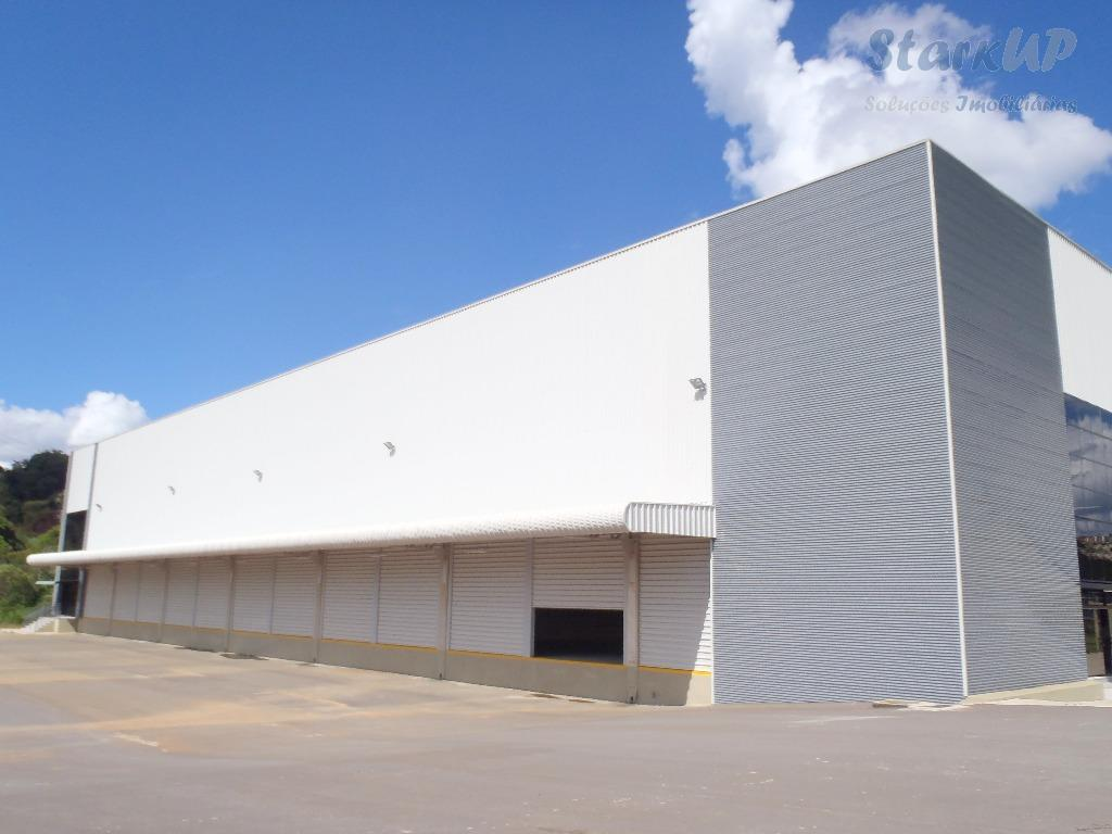 Alugue Industrial Galpão 6.000 M² Vespasiano