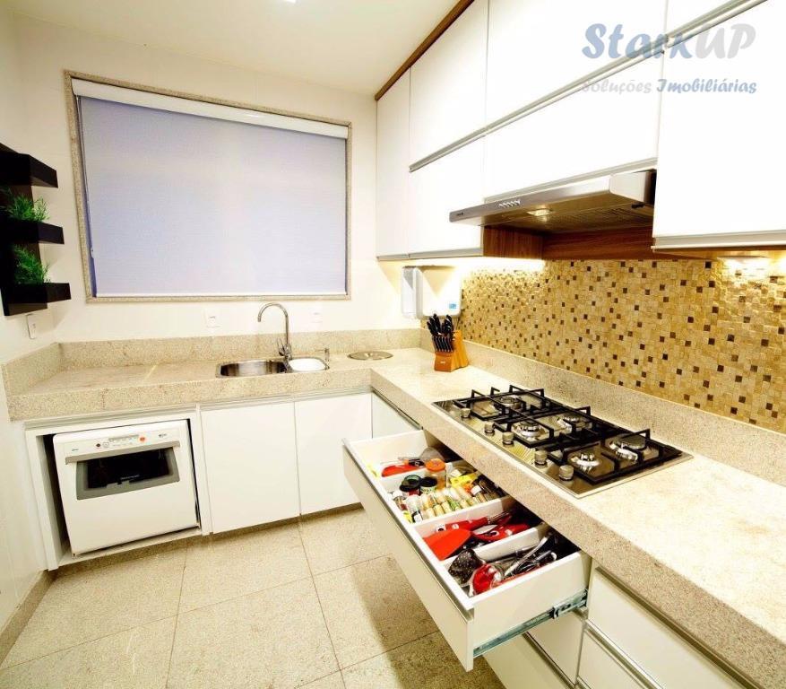 apartamento mobiliado 4 quartos 3 vagas 150m² 50 metros da av. prudente de morais; características apartamento...