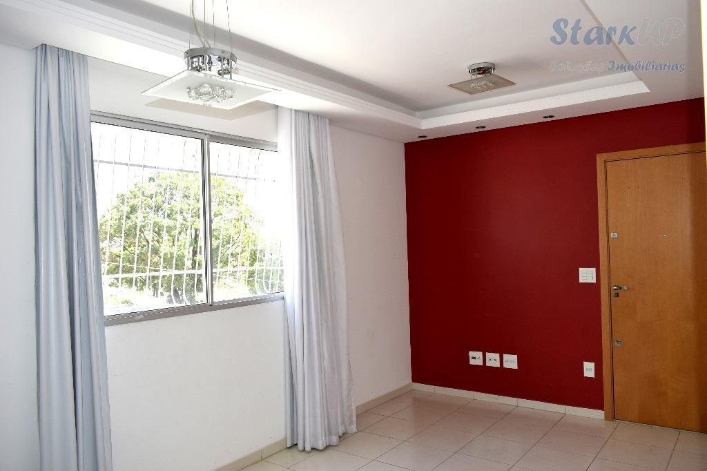 Apartamento residencial para venda e locação, Paquetá, Belo Horizonte.