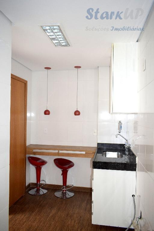 apartamento 74 m² 2 qt 2 vg 3 km da ufmg - com areá privativa500 metros...