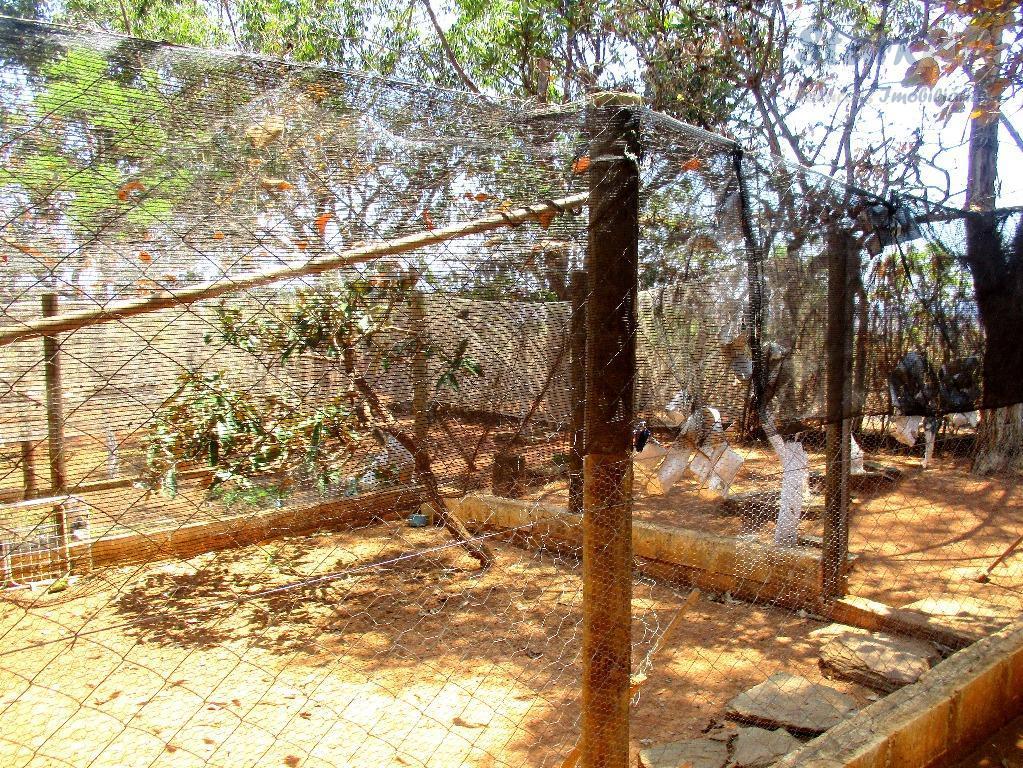 casa de campo com 2.100 m² lagoa santalocalizado à 50 km de belo horizonte/mg; há 3...