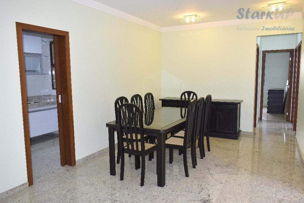 Apartamento mobiliado 134 m² 3 Quartos 2 Vagas Castelo