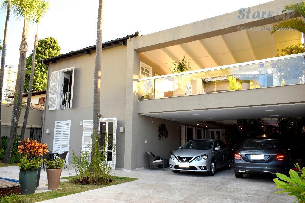 Casa Luxo 528 m² 4 Quartos 6 Vagas Belvedere
