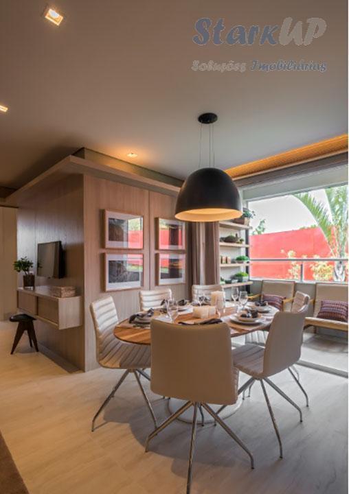 Apartamento 79 m² 02 Quartos 01 Vaga Ouro Preto