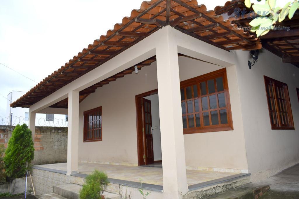 Casa 03 Quartos  no bairro Boa Esperança em Santa Luzia / MG