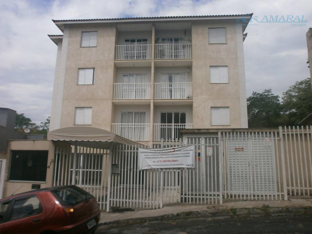 Apartamento  residencial à venda, Jardim Novo Horizonte, Carapicuíba.