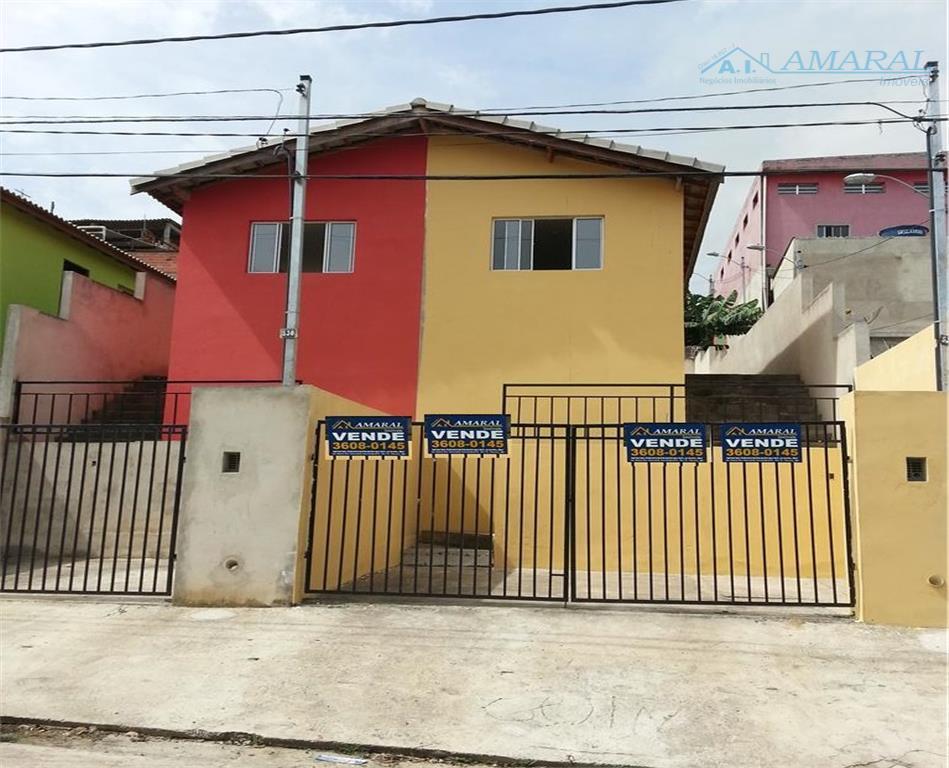 Casa Nova residencial à venda, Jardim Petrópolis, Cotia.