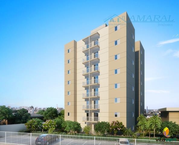 Apartamento  residencial à venda, São Judas Tadeu, Vargem Grande Paulista.