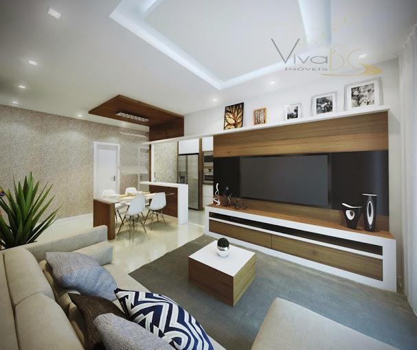 Excelente Apartamento 2 Suites e área de laser completa no Centro de Camboriú com 1 vaga privativa. Em Obra.