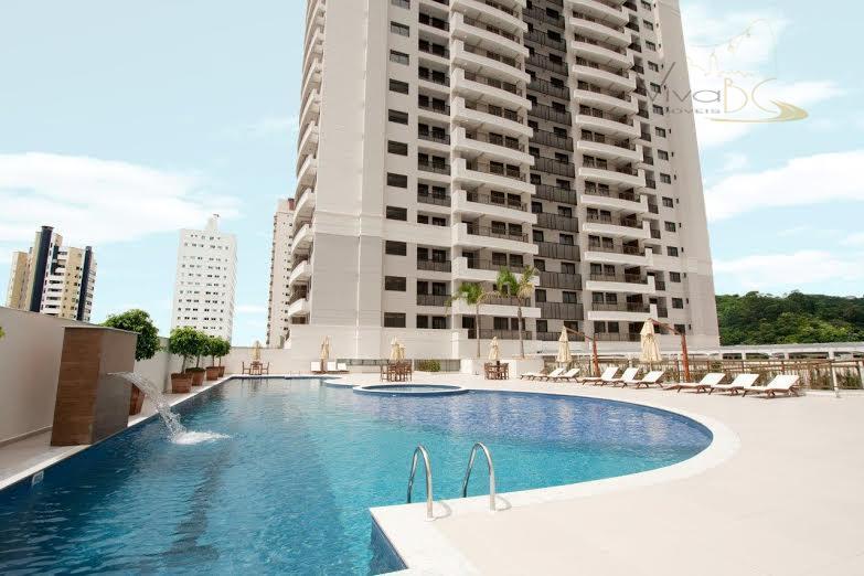 Excelente Apartamento 4 Dormitórios, sendo 2 Suites, Dependência Empregada, 2 Vagas Garagem, Bairro Fazenda, Itajaí.
