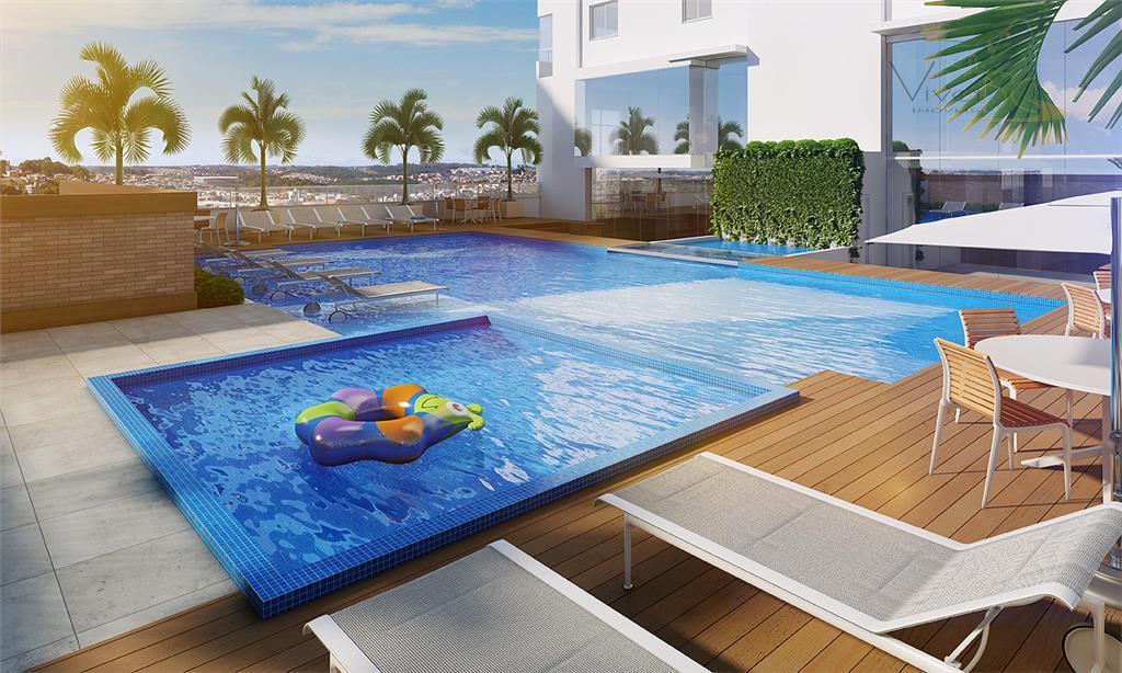 Maravilhoso Apartamento 3 Suites, 2 vagas -Cetro - Balneário Camboriú