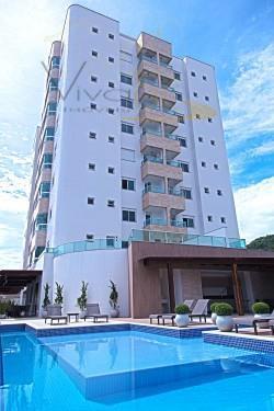 Excelente Apartamento 3 Suites, sendo 2 Demi Suites e 2 Vagas de Garagem  na Praia Brava - Itajaí - SC.