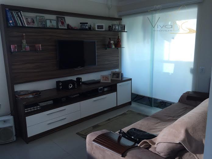 Excelente apartamento mobiliado, decorado e equipado com 2 dormitórios, sendo 1 suite, Praia dos Amores - Balneário Camboriú