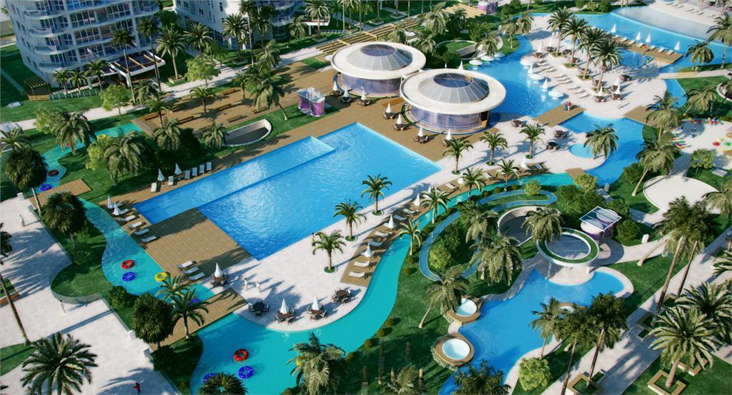 Seu Resort Particular na Praia Brava em Itajaí SC - apto de 3 suítes com 3 vagas - finamente mobiliado.