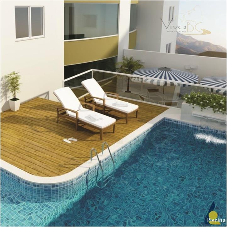 Excelente Apartamento com 3 Suites e 2 Vagas de Garagem Localizado no Centro de Itajaí com Vista para o Rio.