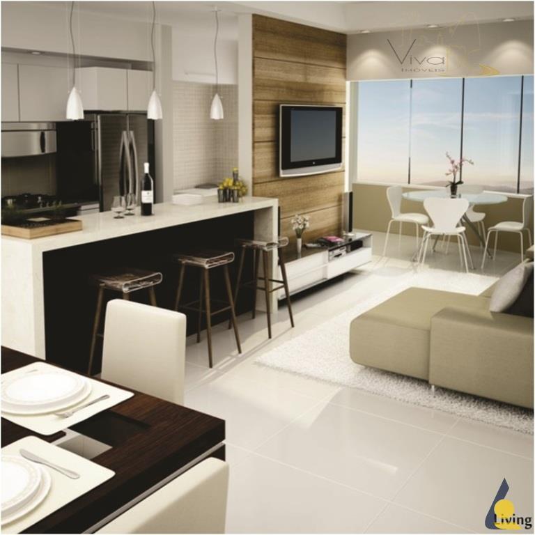 Excelente Apartamento Duplex com 4 Suites e 4 Vagas de Garagem no Centro de Itajaí com Vista para o Rio.