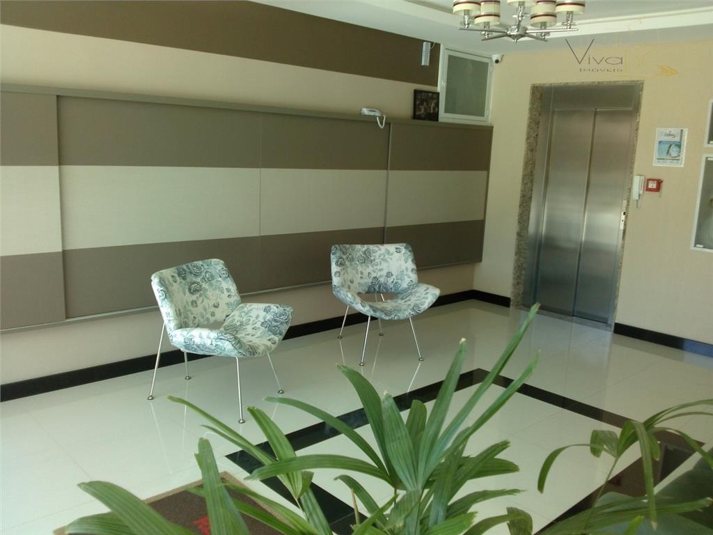 Lindo apartamento novo com 2 dormitórios, sendo 1 suíte com vaga - Pronto para morar no Tabuleiro em Camboriú