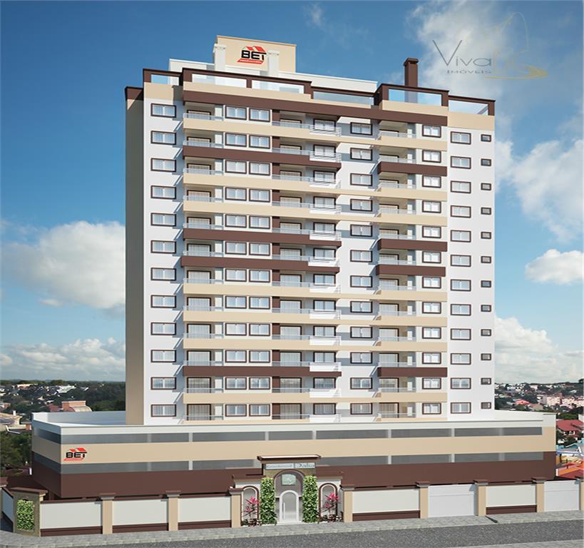 Lindo apartamento de 2 dormitórios, sendo 1 suíte, com 1 vaga no centro de Itajaí - SC