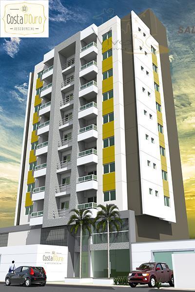 Ótimo Apartamento com 2 Dormitórios, sendo 1 Suítes, 1 Vaga de Garagem e na planta em Camboriú.