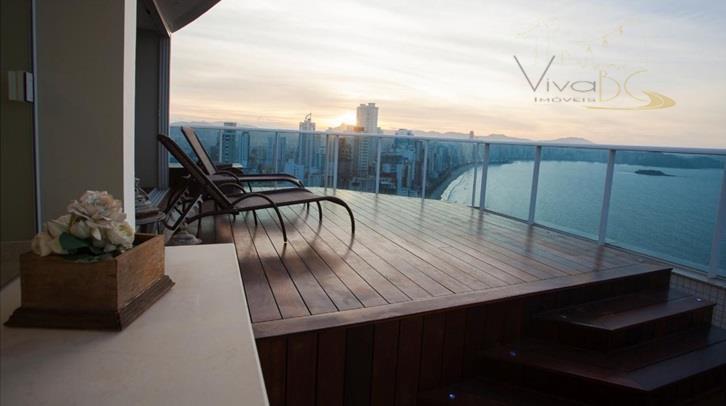 Luxuosa Cobertura Duplex - Mobiliada - 6 Suítes com 10 Vagas e lazer completo. Barra Sul.