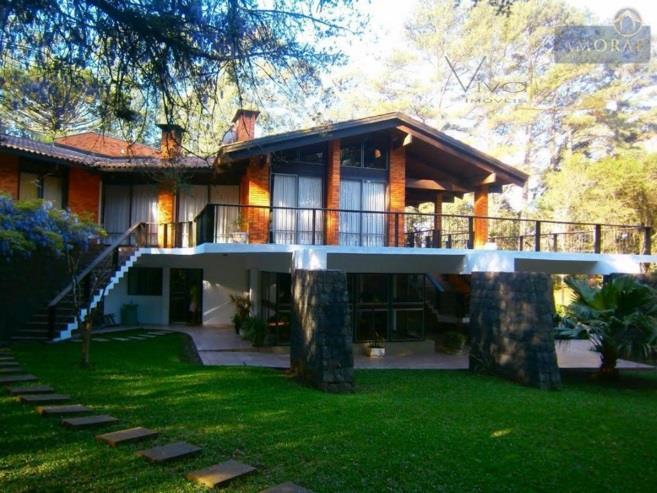 Lindíssima Chácara com 41.000 m²  de muita área verde, casa lindíssima, mobiliada. ( Bairro Bom Jesus em Lages SC).