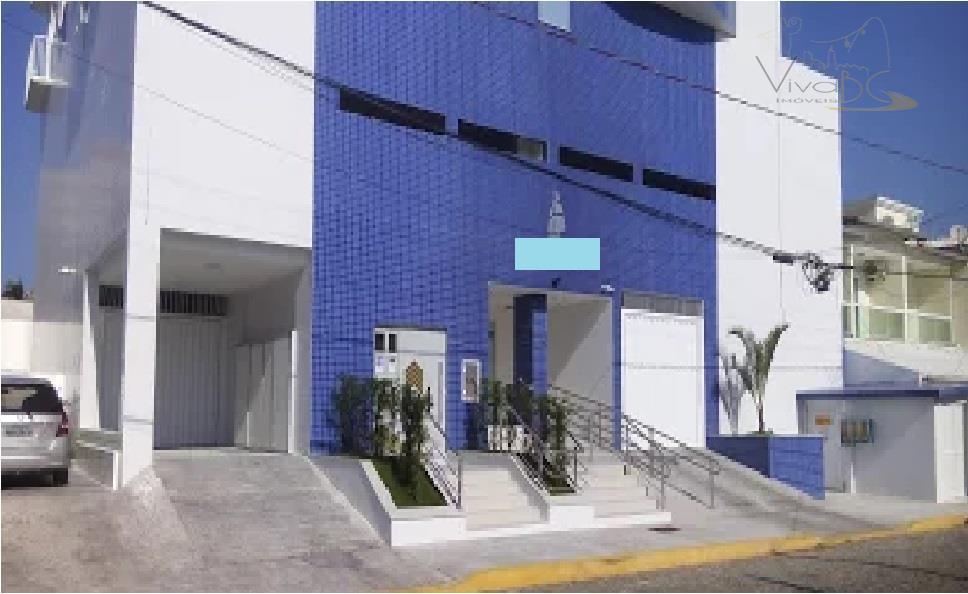 Apartamento residencial com 2 suítes e área de laser completa.