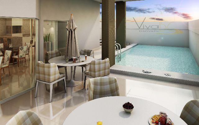 Excelente Apartamento com 3 suítes - 2 vagas - Meia Praia - Itapema SC